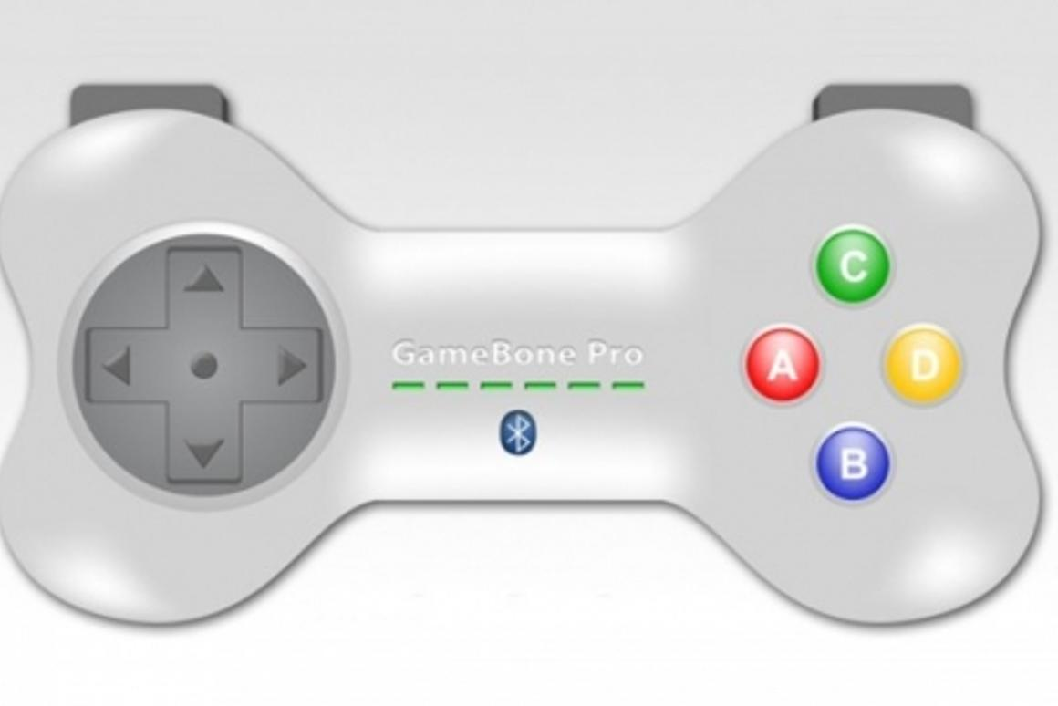 The GameBone Pro (Image: 22Moo)