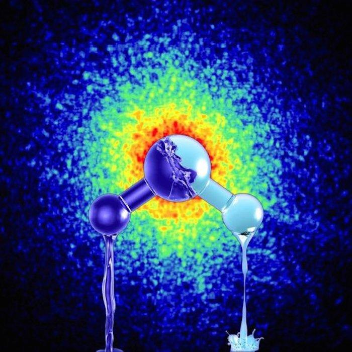 Researchers at Stockholm University have discovered that water exists in two liquid forms, one more viscous than the other