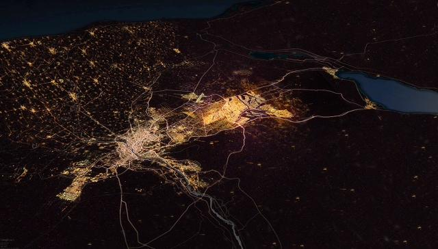 The city would house up to 7 million people (Image: The Capital Cairo)
