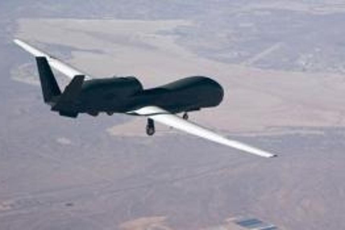 RQ-4 Global Hawk - click for larger image