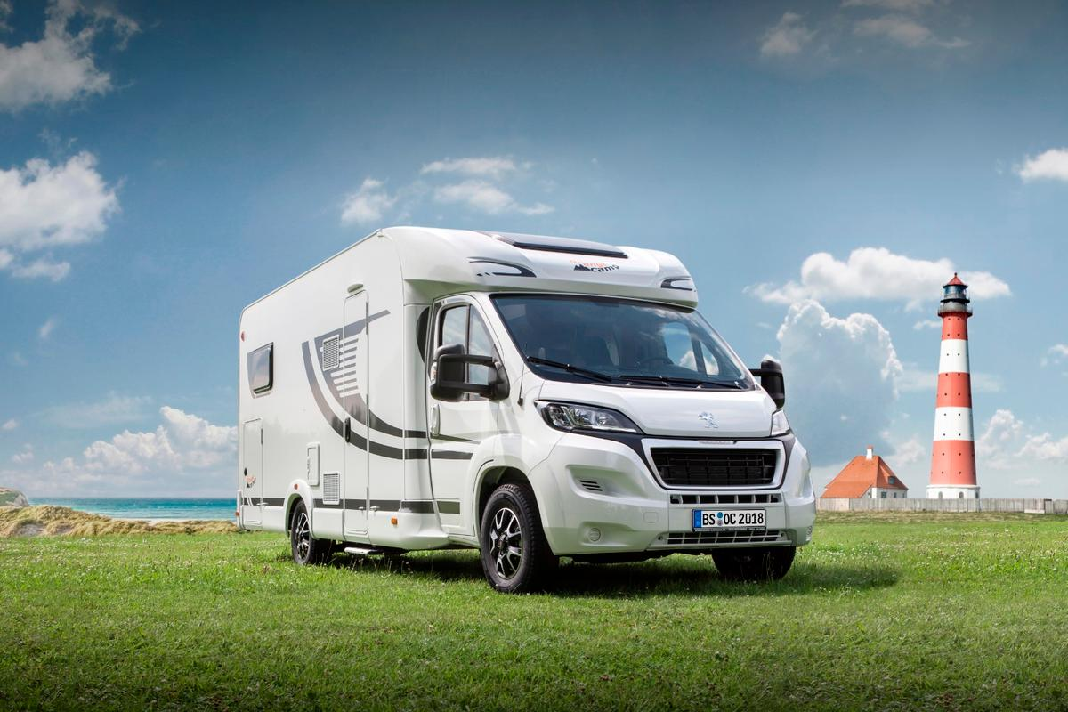 Orange Camp turns the Peugeot Boxer into a nifty, new motorhome