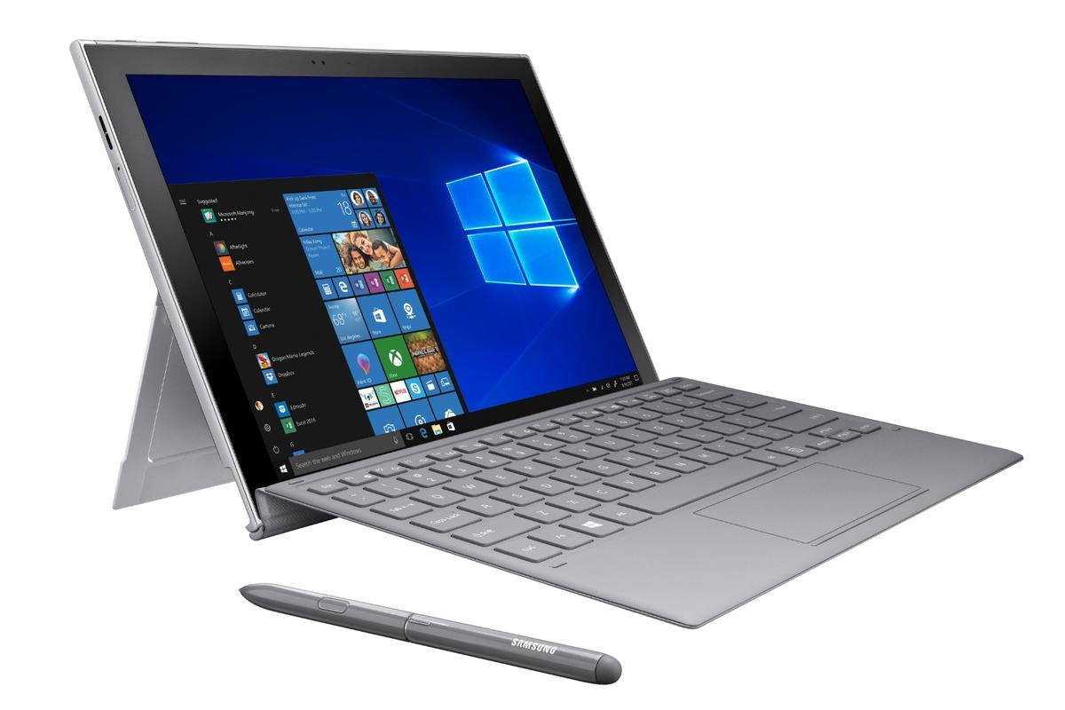 Samsung's Galaxy Book2 convertible Windows 10 tablet comes with LTE mobile connectivity cooked in