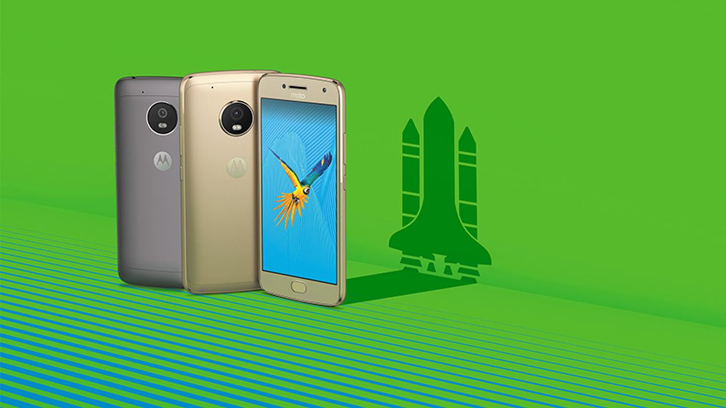 The G5 and G5 Plus and the latest additions to Motorola's high-value Moto G series
