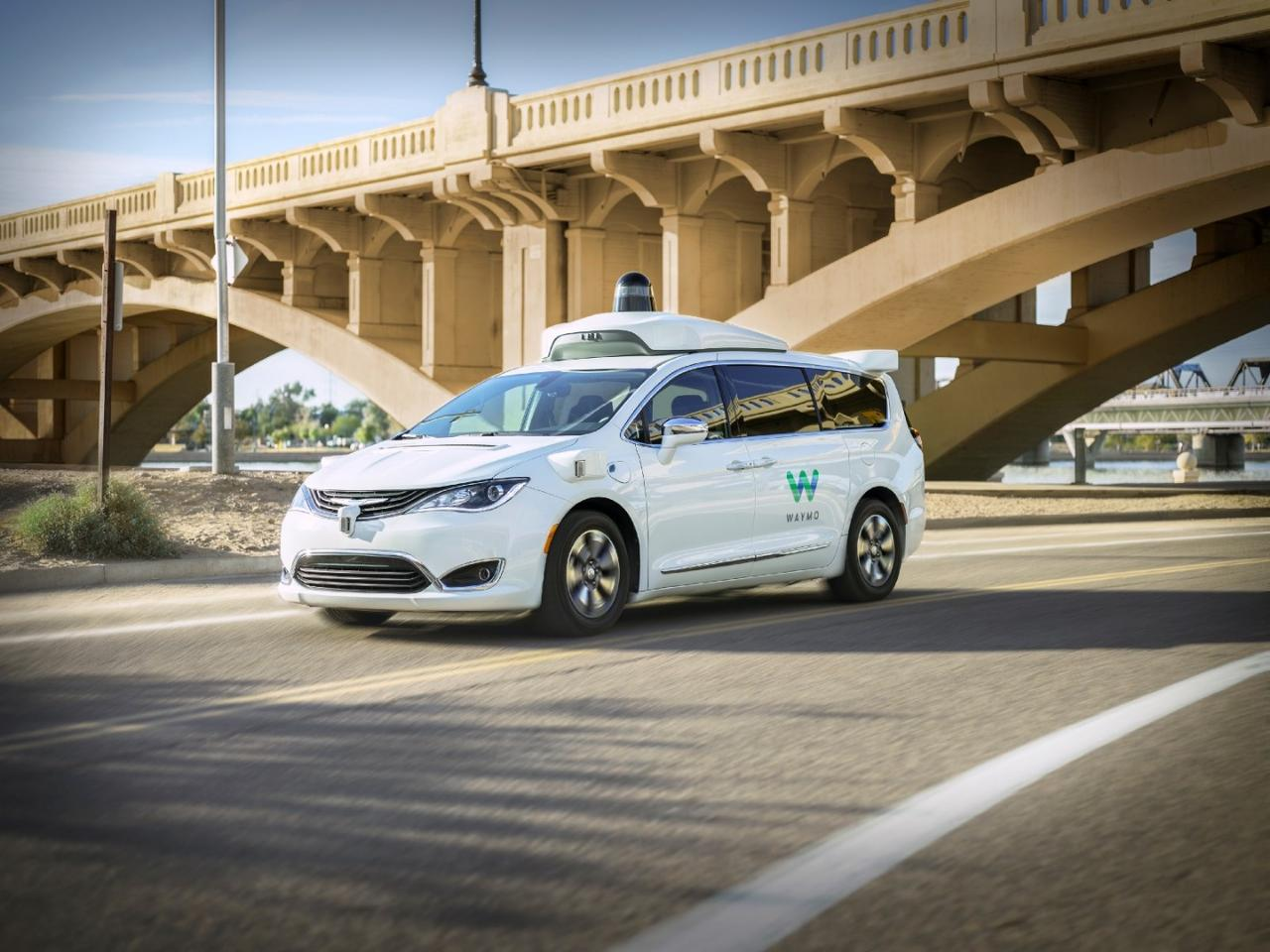 Waymo One will initially be available only to members of the early rider program in Phoenix
