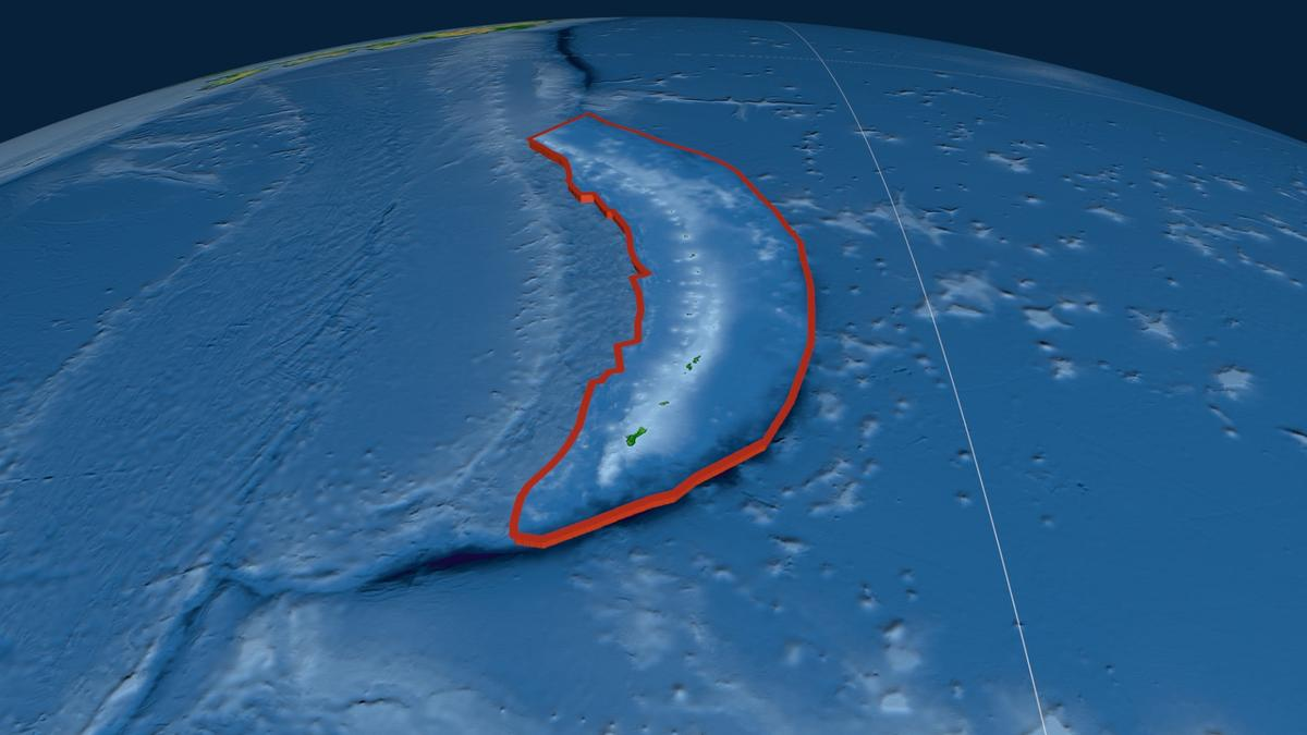 Seismic activity at the Mariana plate is dragging far more water into the Earth's mantle than previously thought
