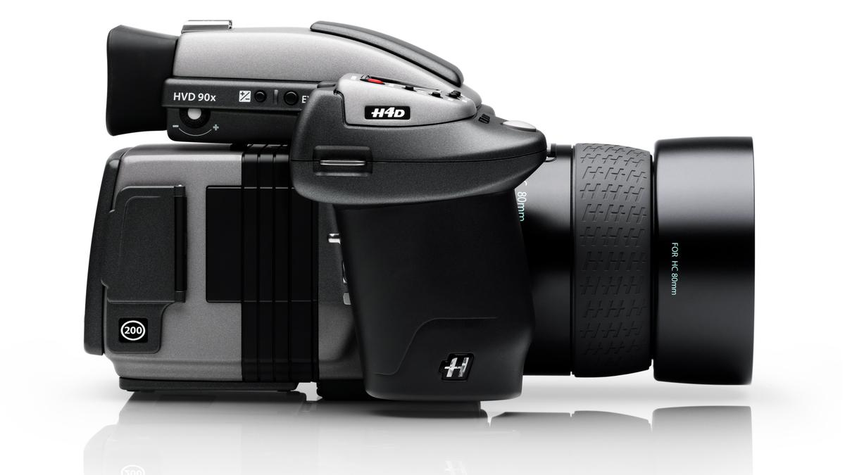 Hasselblad has announced that its latest multi-shot digital SLR is available for shipping - the H4D-200MS is capable of producing 200 megapixel photos from six slightly offset images