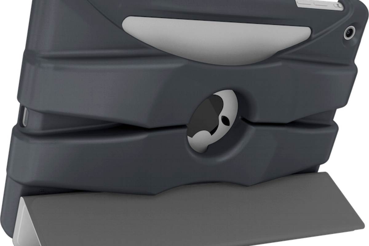 The iPad mini version of the ampjacket