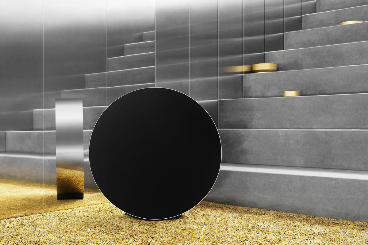 The Beosound Edge will be available from mid-November