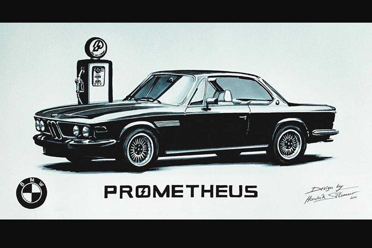 Prometheus plans to offer its gasoline alongside traditional gasoline at gas stations