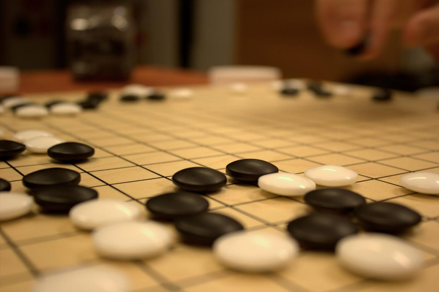 The ancient Chinese game of Go presents a hugely difficult, yet irresistible challenge for AI researchers