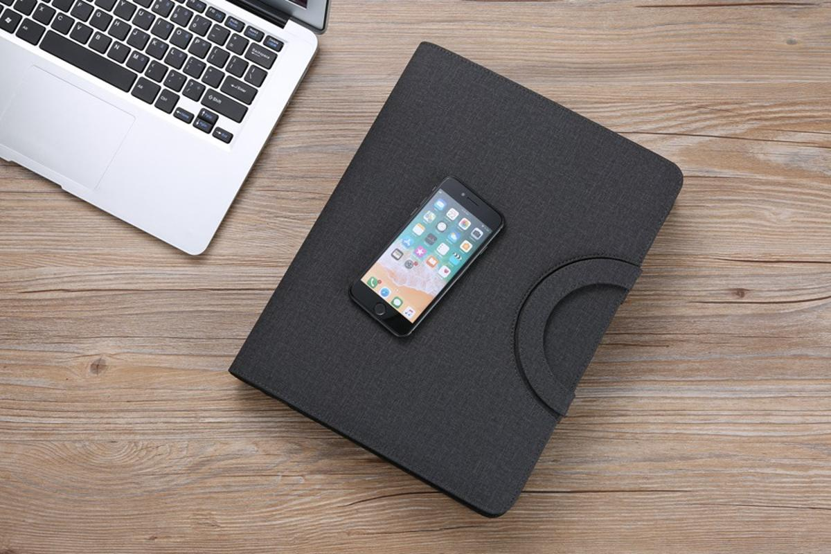 ImSTONE blends the need for a convenient way to carry things and keep them organized, accessible, and charged!