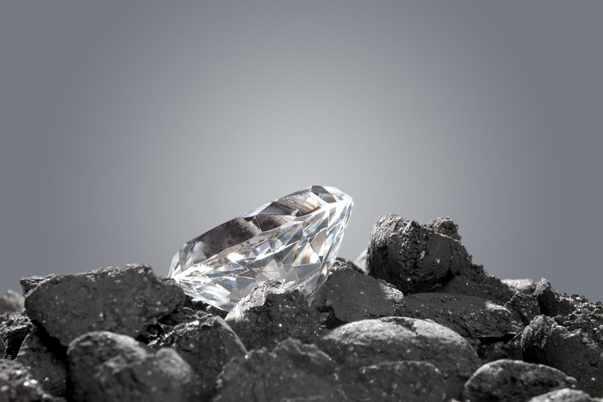 Scientists have developed a formidable new form of glass that is tough enough to scratch the surface of a diamond