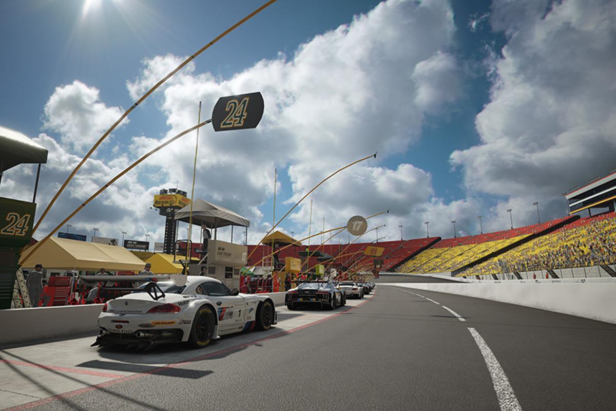 Gran Turismo Sport will be on sale in November