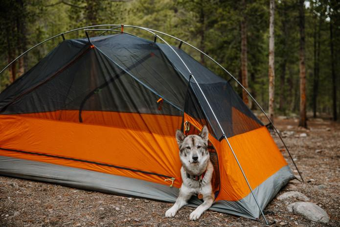 The Kings Peak Tent is currently on Indiegogo