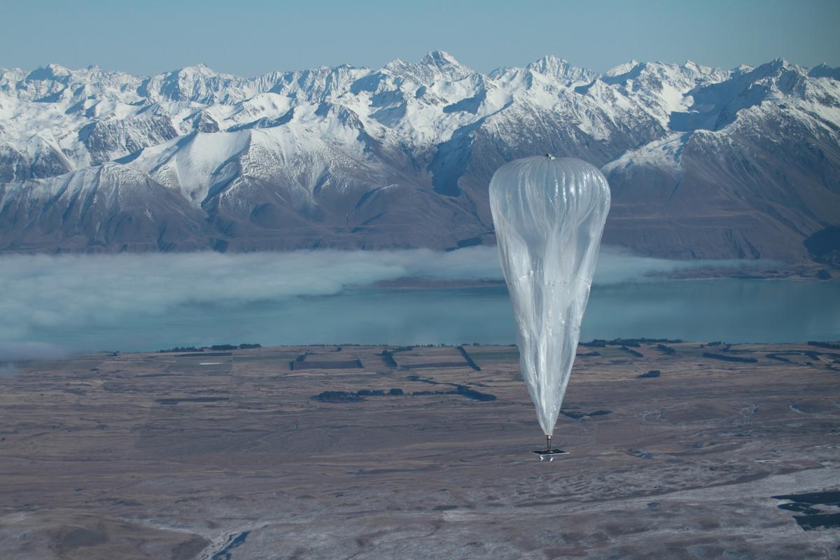 Google recently launched Project Loon, which will send internet-enabled balloons into the stratosphere to provide high-speed connectivity in remote areas