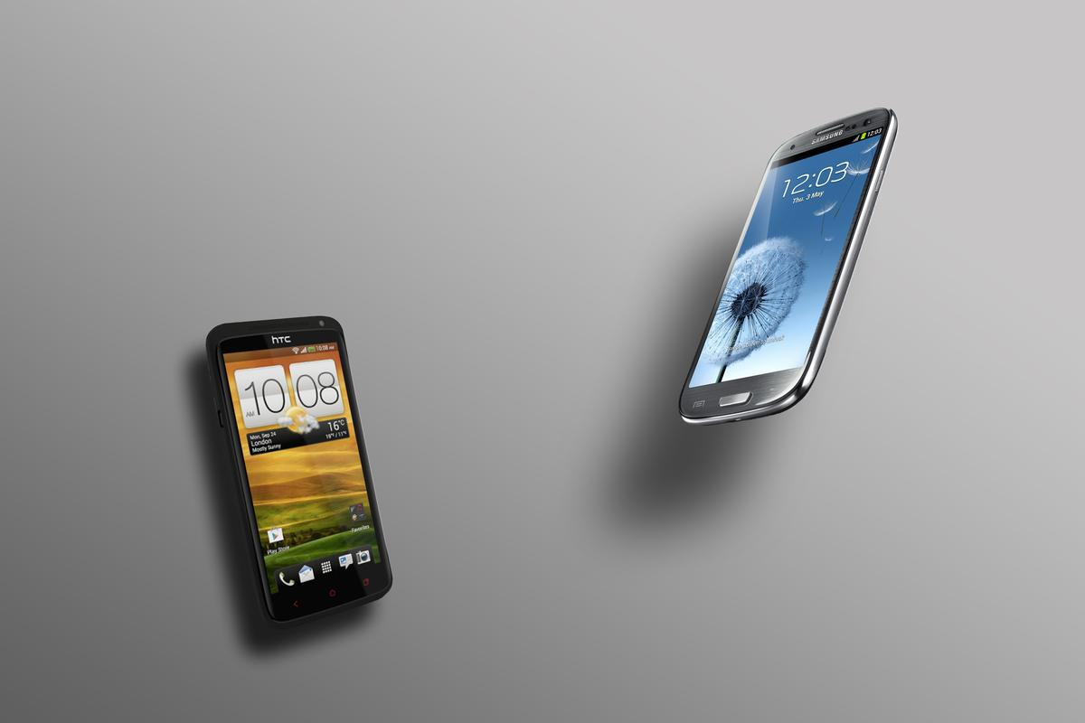 It's the HTC One X+ vs. the Samsung Galaxy S III: who will come out ahead?