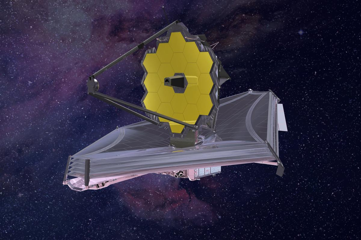 The James Webb Space Telescope is due to finally launch in October 2021