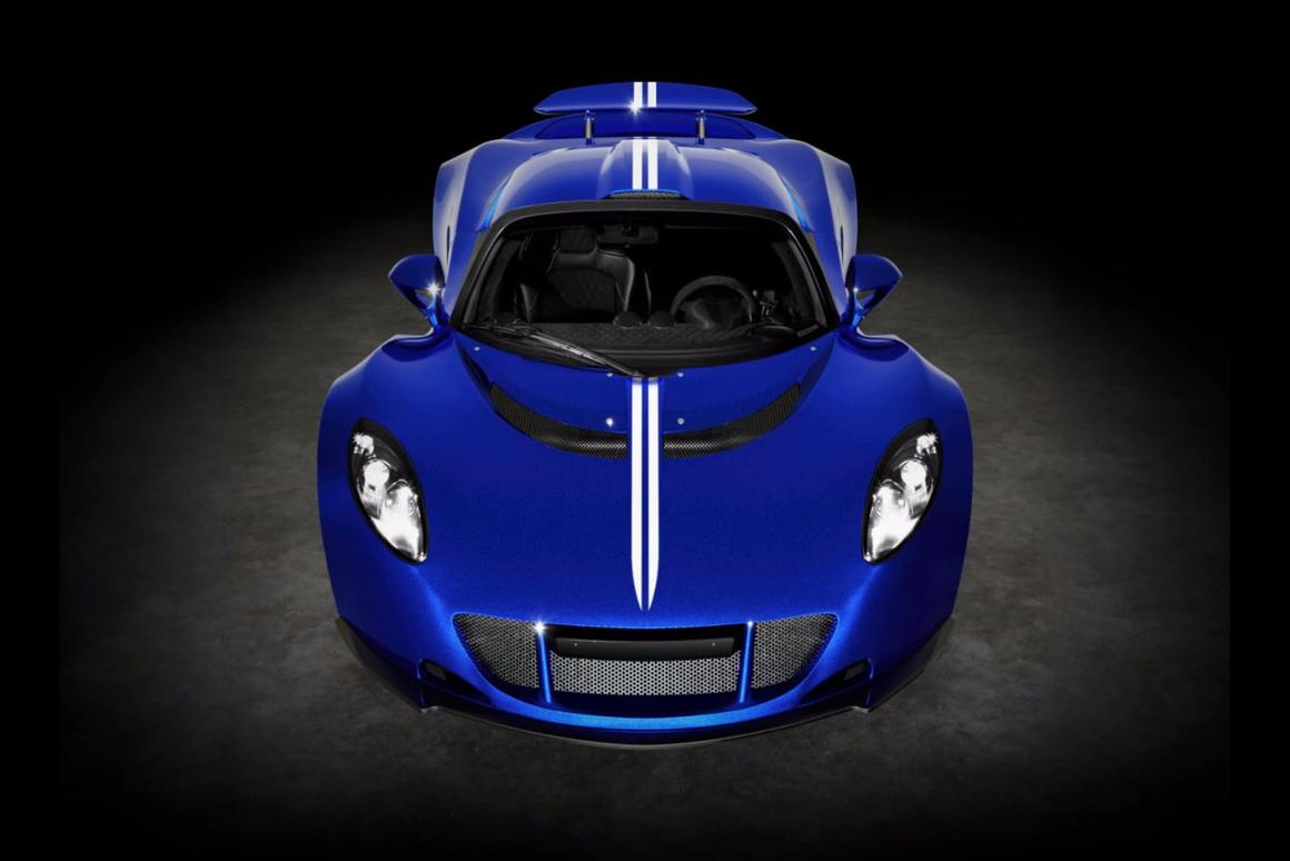The Hennessey Venom GTFinal Edition marks the end of production