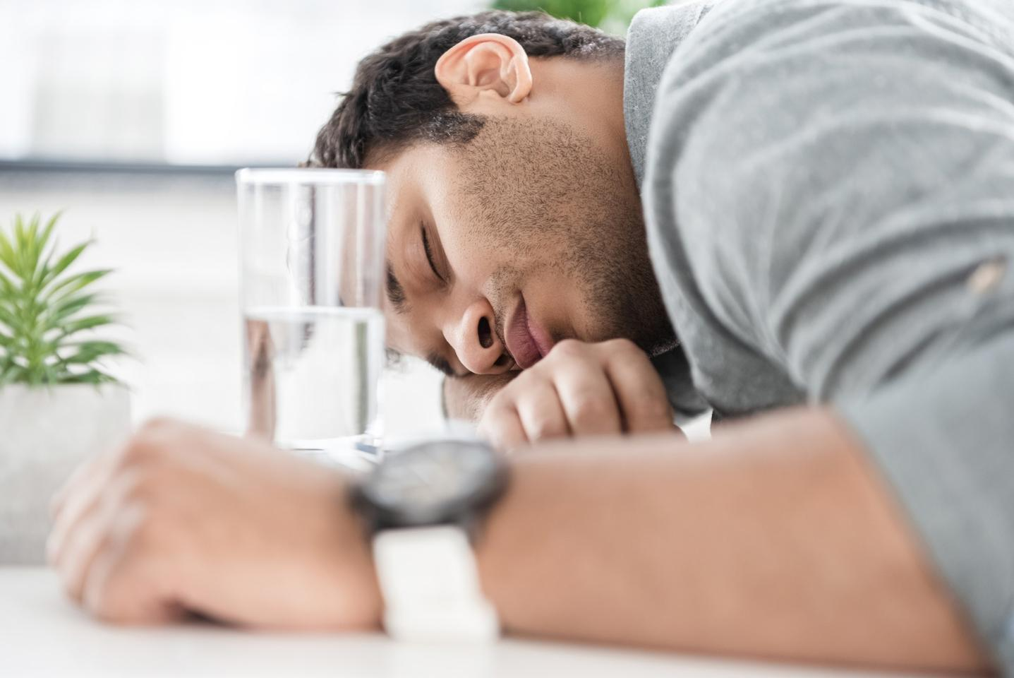 Newresearch suggests sleeping six hours a night may lower the release of a hormone that directly controls the body's hydration levels