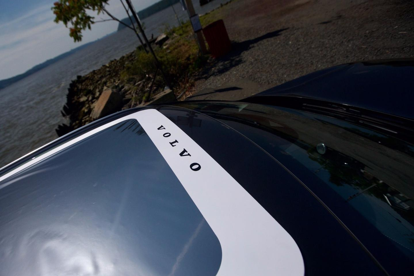 Volvo has prepared the XC60 for the impending eclipse