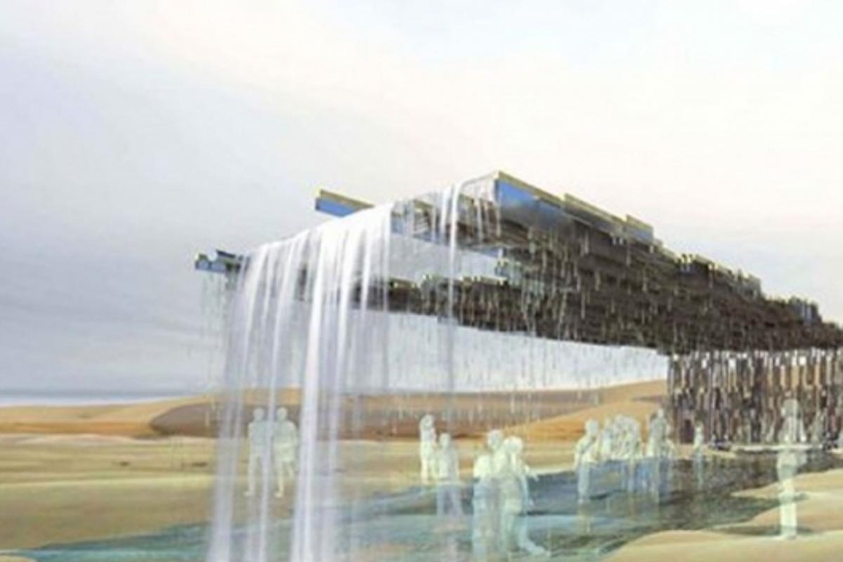 Human Pump concept by Gunwook Nam