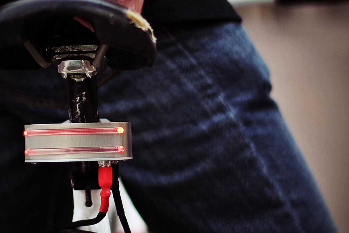 A combined bike alarm, light and cable lock called BikeWatch has launched on Indiegogo
