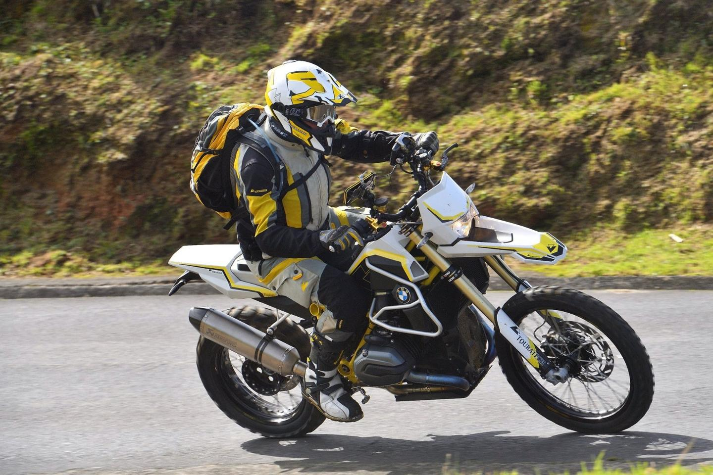 The Touratech R1200GS Rambler is a fully functional prototype that many adventure riders would dream of owning