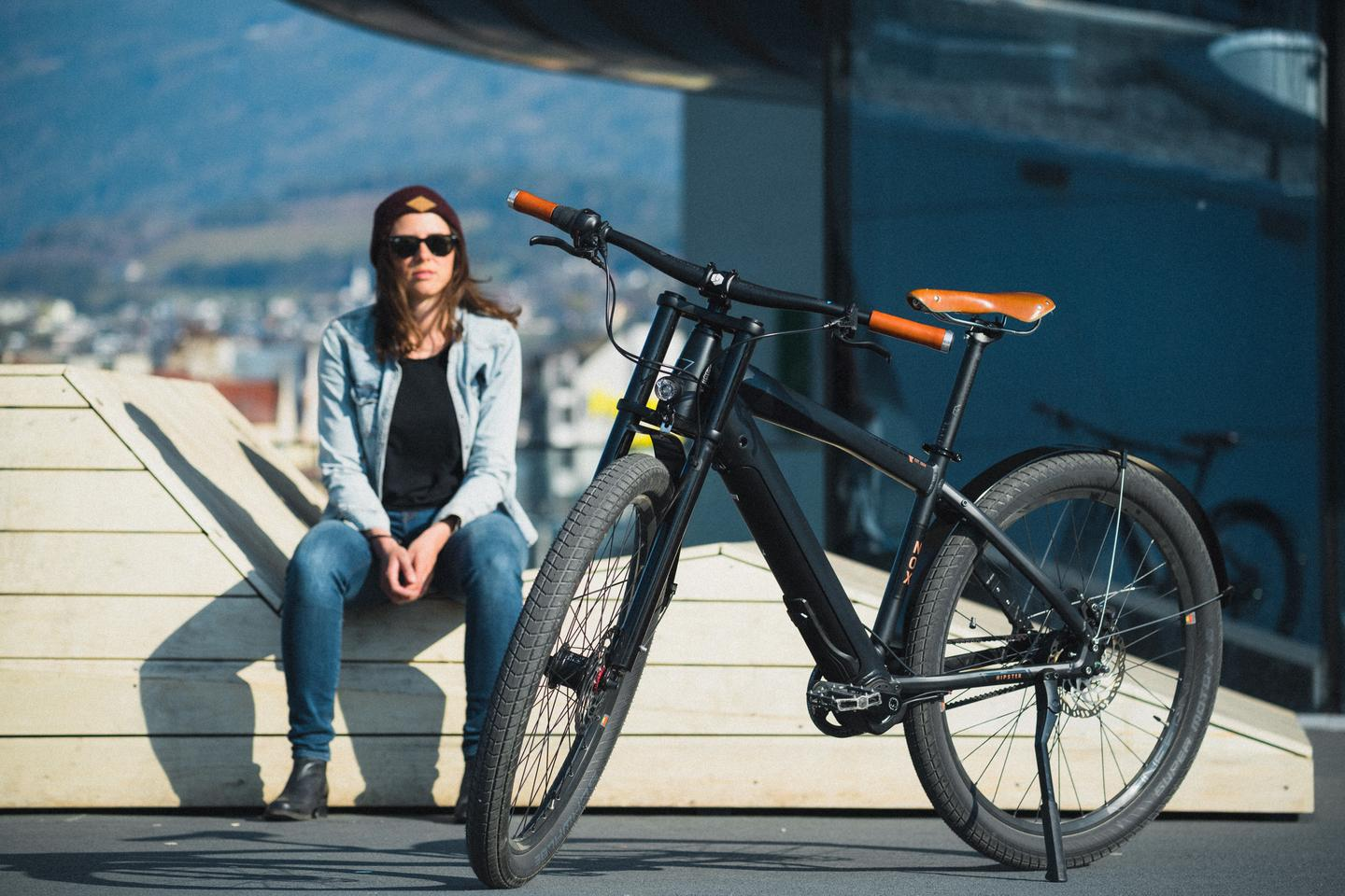 The new Nox Metropolis ebike looks to provide a smooth ride for everyday city commuting and leisurely adventures