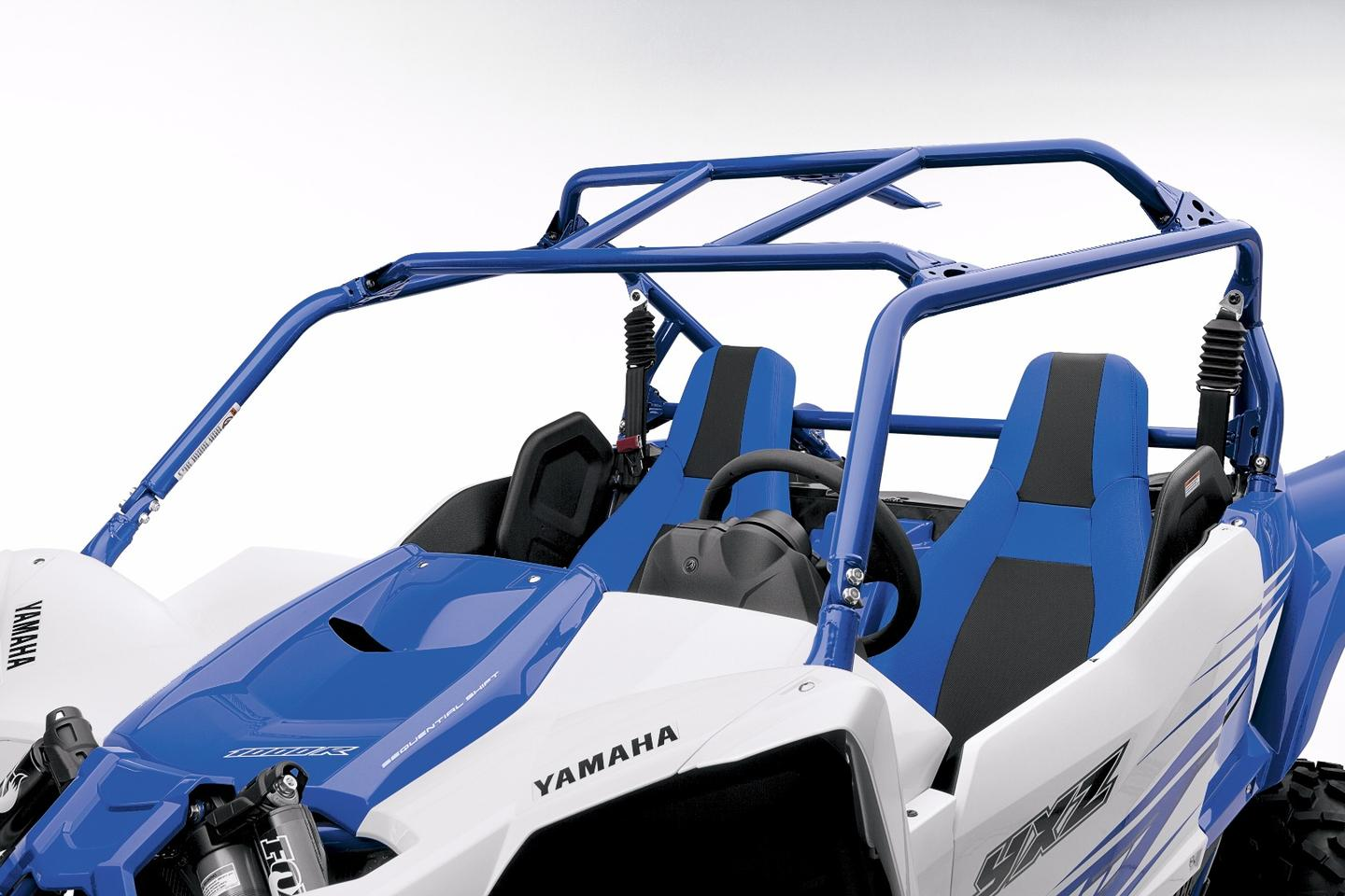 Yamaha Yxz1000r Adds Supersport Performance To Side By