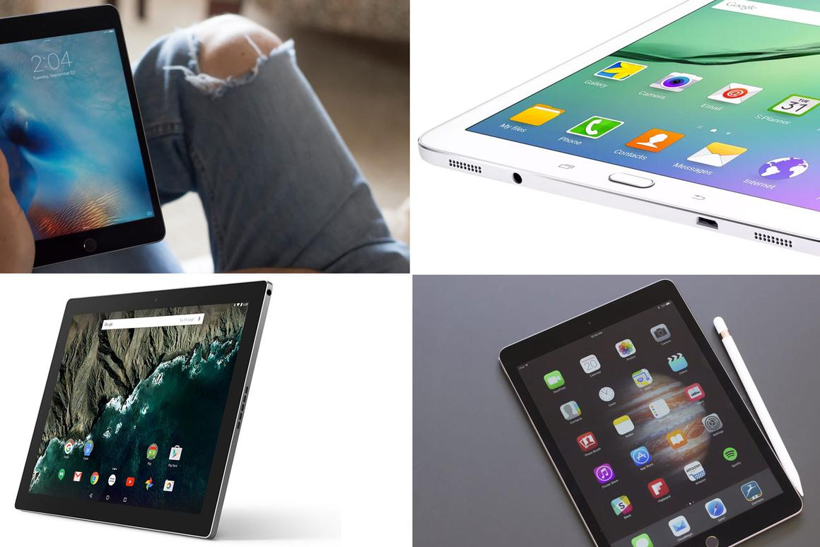 The iPad Air 2 is one of the leading tablets, but what if you want something different?