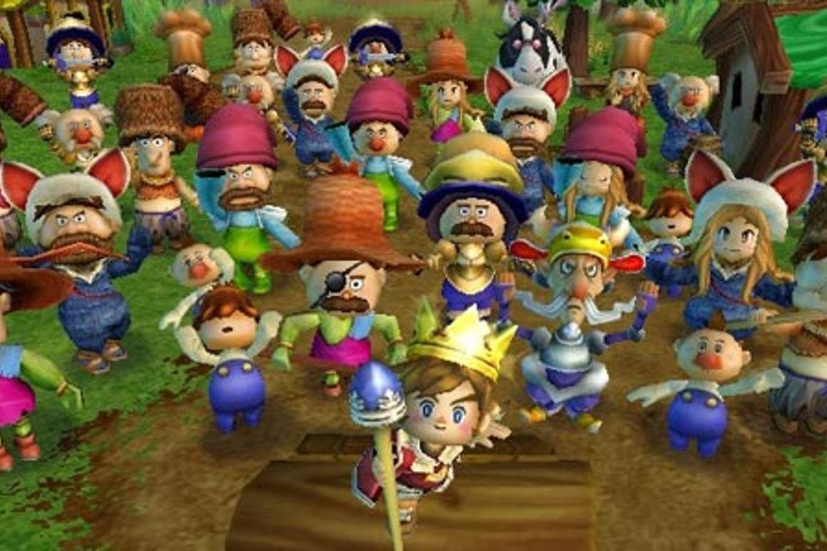 Looking back at the top 15 Wii games