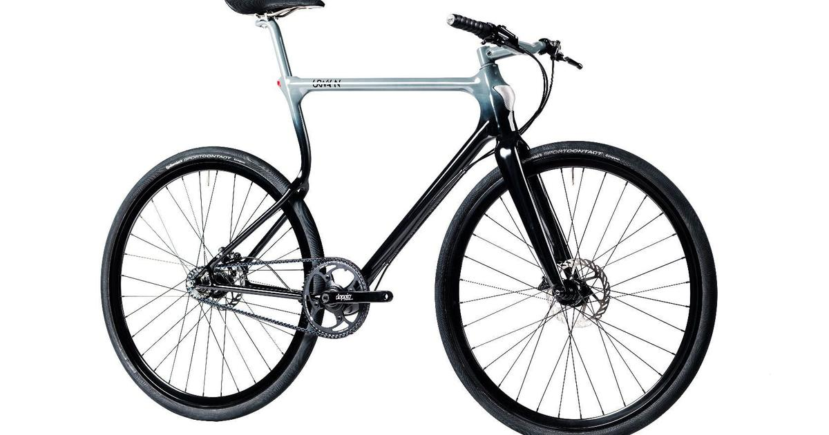 This ain't your average city bike