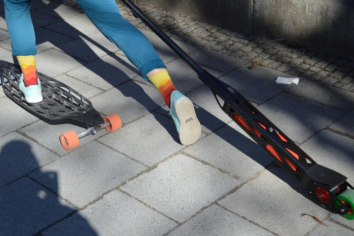 HYVE Innovation Design Gridboard and ePaddle hit the street