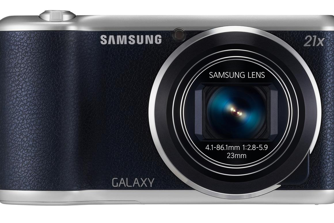 The Galaxy Camera 2 is the new Android-toting smart compact camera from Samsung