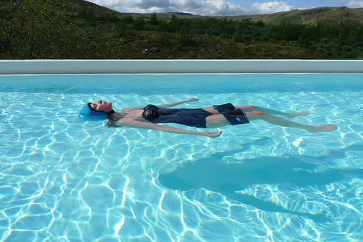 Float is a simple product designed to aid total relaxation of body and mind