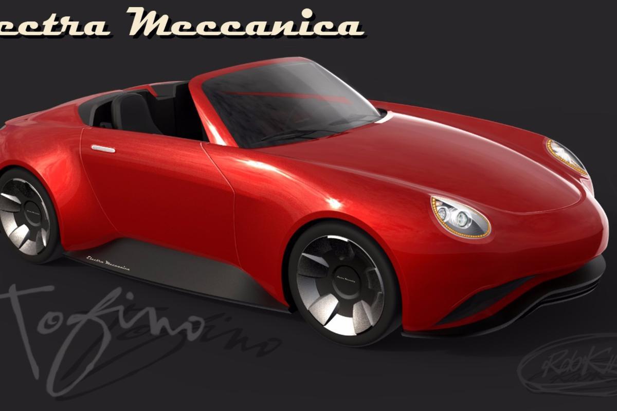 The ElectraMeccanica Tofino