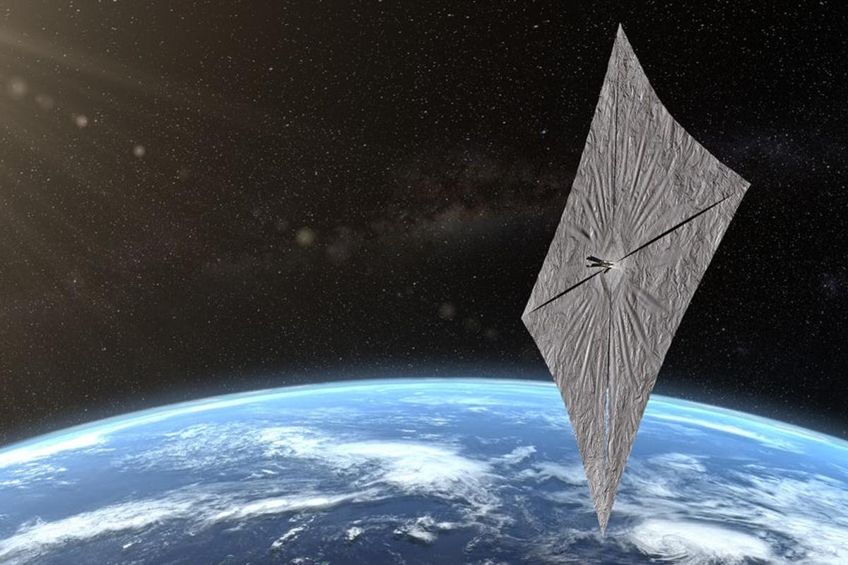 LightSail 2 has successfully deployed its solar sail