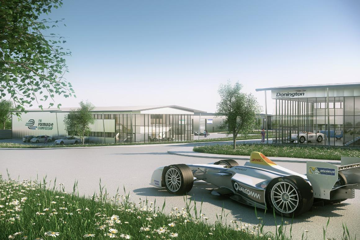 Ten teams, with two drivers, will drive fully-electric Formula E racers at speeds in excess of 225 km/h (140 mph) (Image: FIA Formula E)