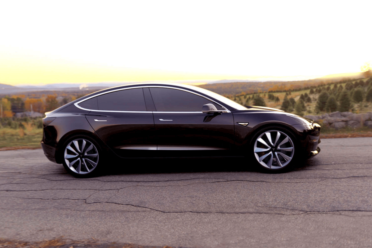 Tesla is planning to begin production of the Model 3 in late 2017