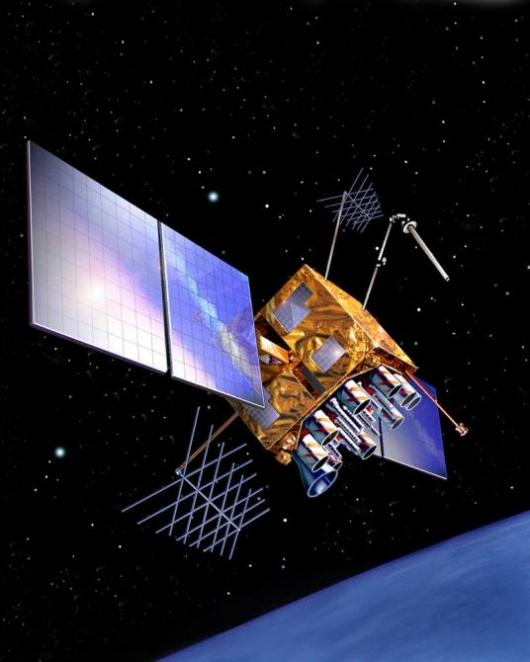 Lockheed Martin Global Positioning Satellite IIRM