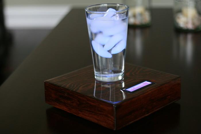 The current prototype of the Barman