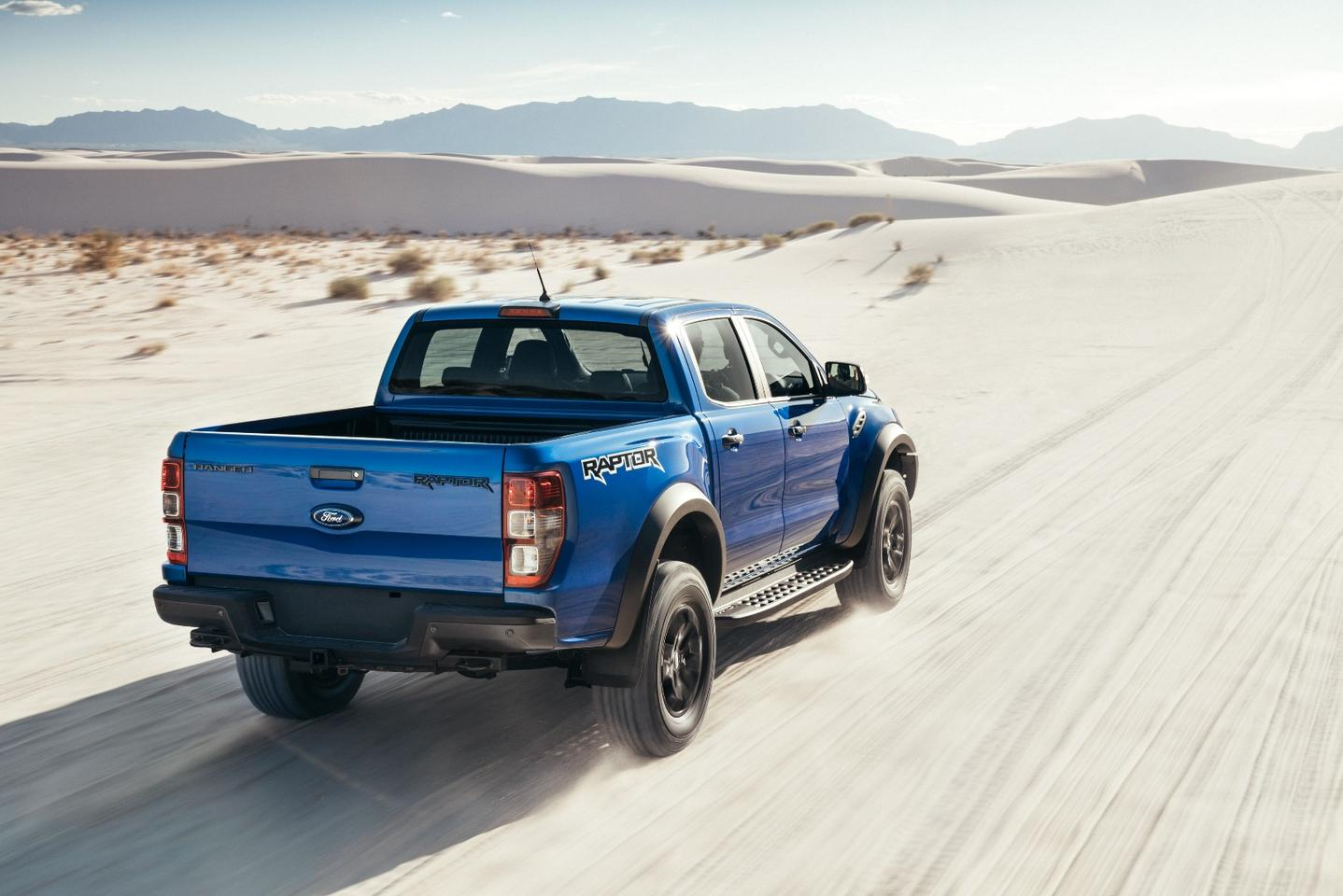 2018 Ford Ranger Raptor:a high-performance off-roader for the Asia Pacific market