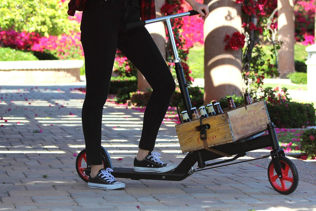 Nimble Scooters presents the all-new Urban