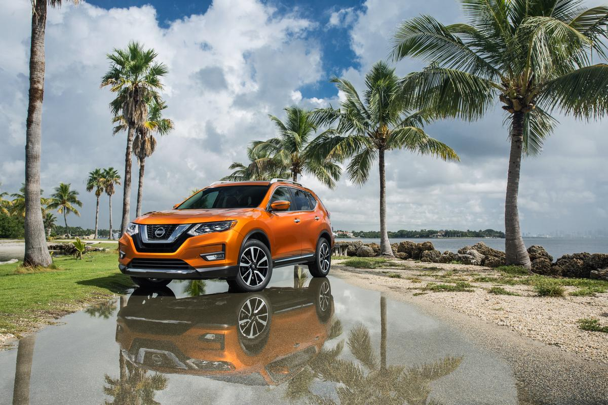 Nissan has sharpened up the Rogue and Sentra