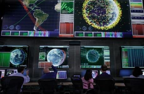 Lockheed Martin's prototype Space Fence radar system (Photo: Lockheed Martin)