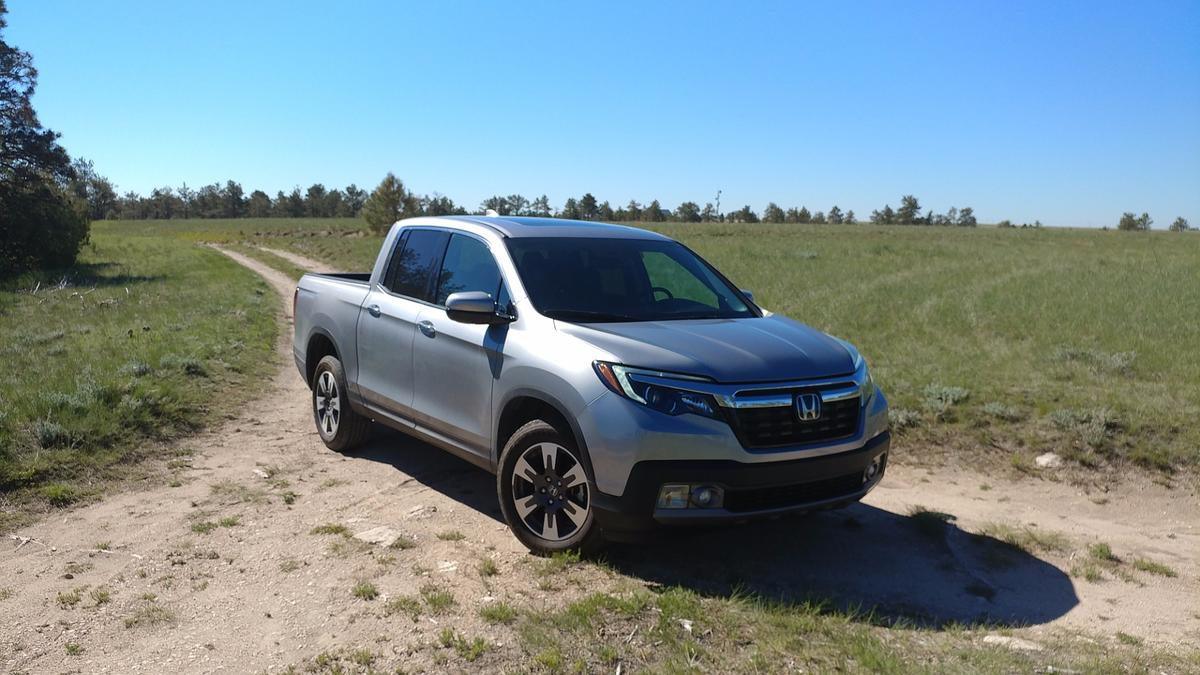The 2017 Honda Ridgeline is all-new, Honda having suspended production of the previous-generation for nearly two years in order to design this new version
