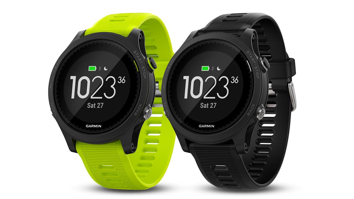 Garmin's new Forerunner 935 is aimed at athletes who want all the training data and analysisthey can get