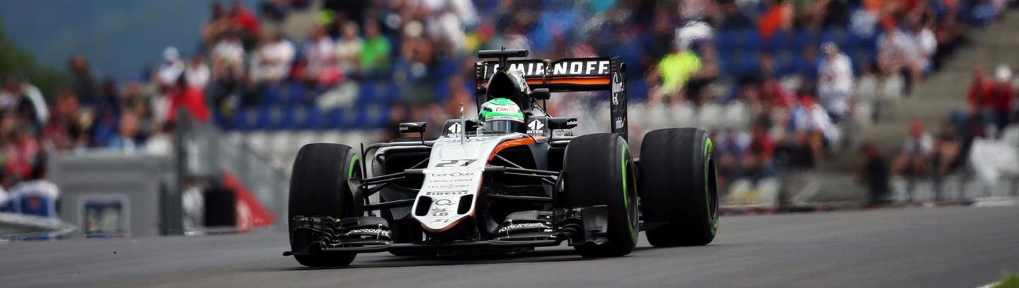 NicoHulkenberg strapped on some eye-tracking goggles to providean insight into where an F1 driver looks while trying to negotiate corners at high speed