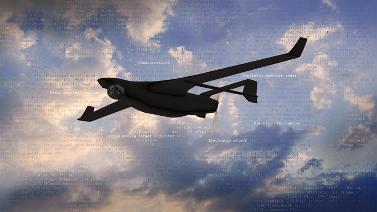 DARPA andBAE Systems are collaborating on a program to let unmanned aerial system(UAS) payloads share hardware components, allowing for mid-flightmultitasking