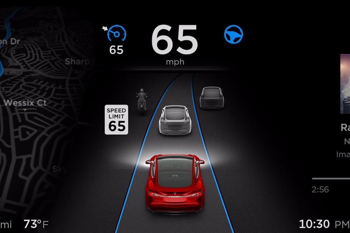 Radar is designed to make Autopilot 8.0 more reliable